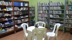 Biblioteca e Livraria